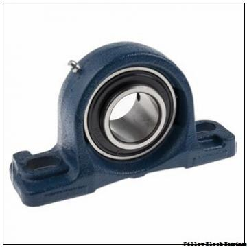 2.188 Inch | 55.575 Millimeter x 3.36 Inch | 85.344 Millimeter x 3 Inch | 76.2 Millimeter  QM INDUSTRIES QVPH13V203SET  Pillow Block Bearings