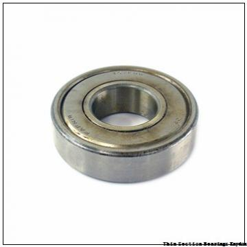 SKF 6207-2Z/C3WT  Single Row Ball Bearings
