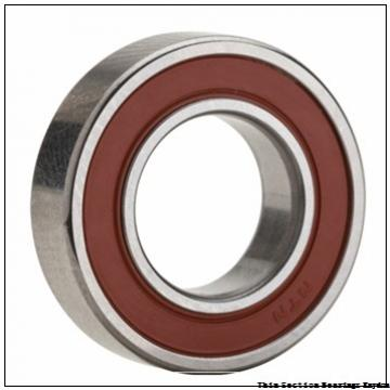 SKF 6018-2RS1/C3  Single Row Ball Bearings