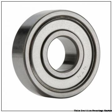 SKF 6022-2Z/C3  Single Row Ball Bearings